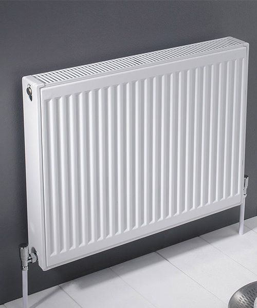 400mm Height Compact Radiator