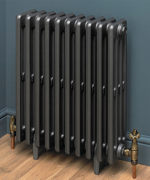 Vertical Radiator Old Fashioned